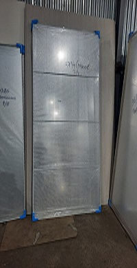 Замена зеркальной двери шкафа-купе